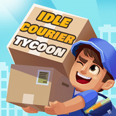 Idle Courier Tycoon v1.5.0 Mod (Ulimited Money) APK Free For Android