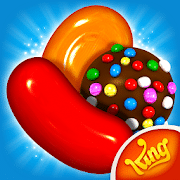 Candy Crush Saga v1.187.1.1 Mod (Unlimited lives) APK For Android
