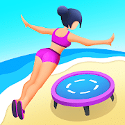 Flip Jump Stack v1.1.4 Mod (Unlimited Gold Coins) APK Free For Android