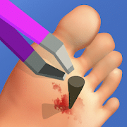 Foot Clinic ASMR Feet Care v1.3.2 Mod (No Ads) APK Free For Android
