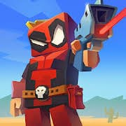 Pixel Combat v3.10.5 Mod (Ammo, Spread, Skins) APK Free For Android