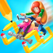 Scribble Rider v1.720 Mod (Unlimited coins) Download APK For Android