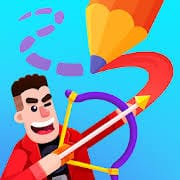 Drawmaster v1.6.0 Mod (Unlock Skin + Weapon) Download APK Android