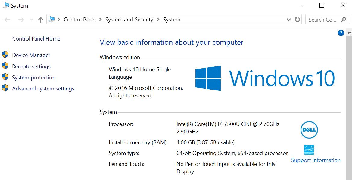 yêu cầu cấu hình tối thiểu để cài đặt Đảm bảo cấu hình máy tính phù hợp cho việc tải và sử dụng