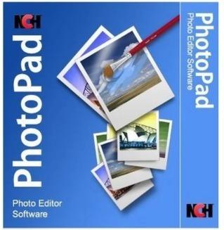 Tải NCH PhotoPad Image Editor Pro 7.50 Crack + Key 2021 [Latest]