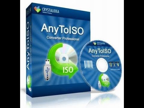 Tải AnyToISO Professional 3.9.6 Build 670 Crack + Key 2021 [Latest]