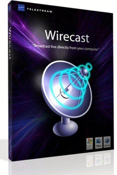 Tải Wirecast Pro 14.2.1 Crack + (100% Working) License Key [2021]