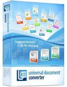 Tải Universal Document Converter 6.9 Crack + Keygen 2021 [Latest]