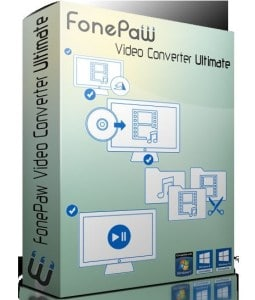 Tải FonePaw Video Converter Ultimate 6.4.0 With Full Crack [Latest]