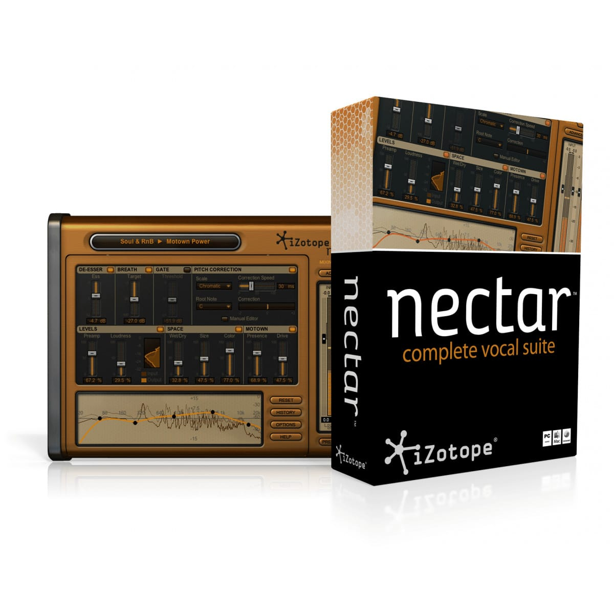 Tải iZotope Nectar 3.11 Crack + Serial Key Free Download [Latest]