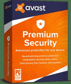 Tải Avast Premium Security 21.7.2477 Crack + Activation Code [2021]