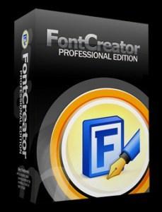 Tải High-Logic FontCreator Pro 14.0.0.2814 With Full Crack [Latest]