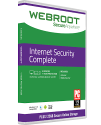 Tải Webroot SecureAnyWhere Antivirus 2021 Crack + Keygen [Latest]